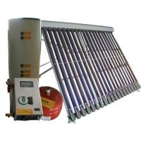 Efficient pressurized solar water heating system for What is the most economical heating system