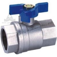 China Forged F/F Thread Brass  Ball Valve on sale