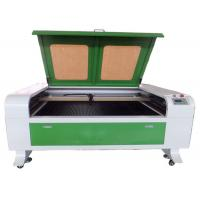 China Wood / Fabric / Glass / Leather Laser Engraver Machine / Laser Cutting Machine on sale