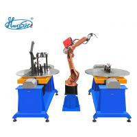 Buy cheap Multi Function Automatic Welding Machine/Welding Equipment with Robotic Arm from wholesalers