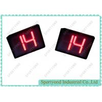 Cheap Basketball 14 Seconds Shot Clock With Electronic 14 Sec Count Down Clock for sale