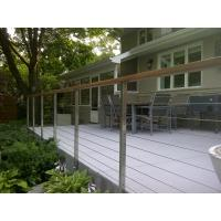 Cheap Exterior cable rails design wire railing for porch/ balcony with cheap price for sale