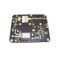 Buy cheap Immersion Gold Rogers PCB Rigid Printed Circuit Board Fabrication from wholesalers