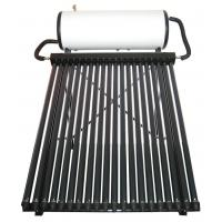 Cheap high pressure solar geyser with heat pipe solar collector for sale