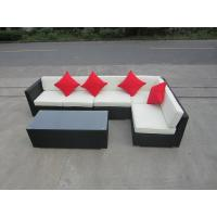 Cheap 5pcs wicker sofa set for sale