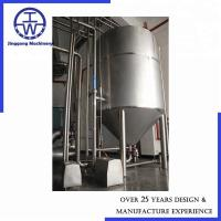 Cheap 500L / 5bbl Beer Fermentation Tank For Beer Wine Beverage Dairy Temperature Control for sale