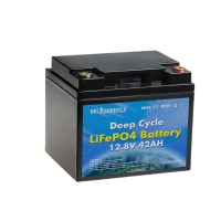 China 3500 Times Cycle 42Ah 12V LiFePO4 Battery Pack on sale