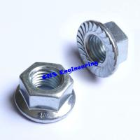 Cheap DIN6923 Flange Nuts for sale