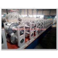 Cheap Cold Rolled U Profile Channel Sheet Manufacturing Machine with Automatic Cutting Equipment for sale