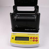 Cheap RS-232 Karat Density Electronic Gold Testing Instrument With Purity Percentage for sale