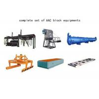 Cheap Cost Performance Fly Ash Autoclaved Aerated Concrete Equipment AAC Block Machine for sale