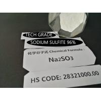 Cheap Na2SO3 97% Purity Sodium Sulfite Preservative White Gravel - Powder Crystal for sale