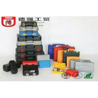 China OEM manufacturer blow & injection mold hard plastic case for tools storage on sale