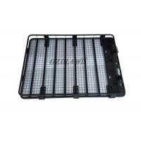Cheap 180*125*16cm Car Universal Roof Rack Basket Steel For Mitsubishi Pajero for sale