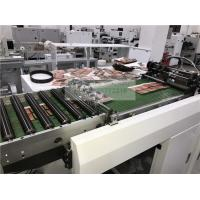 Cheap Flat Bed Label Die Cutting Machine & Hot Foil Stamping Machine Long Service Life for sale
