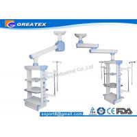 Buy cheap ICU Room equipment Surgical Single Arm ICU Medical Bridge Ceiling Pendant from wholesalers