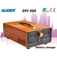 Suoer Car Battery Charger 50a Battery Charger 24v Car