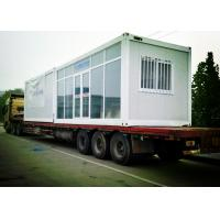 China Delicate Comfortable Mobile Container Homes , Customized Design Movable Container House on sale