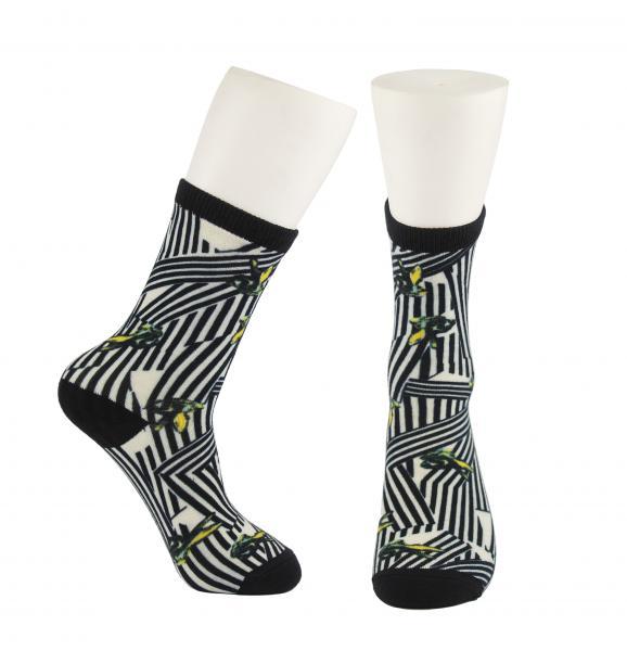 Quality Polyester/ Spandex /Unisex  OEM Service  Custom Made Size 3D-Printing Socks wholesale