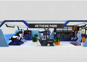 Cheap VR One Stop Indoor Shopping Zone Business Solution VR Theme Park for sale