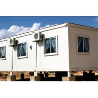 China Movable Modular Folding Container House , Steel Frame Prefabricated Home on sale