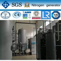 Cheap Vavles Purging Oil / As PSA Nitrogen Generator System With ASME / CE Verified for sale