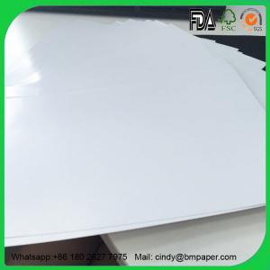Cheap Manufacturer Direct Sale Price Virgin Pulp 300Gsm C1S C2S Glsooy Matte Art Card Paper for sale
