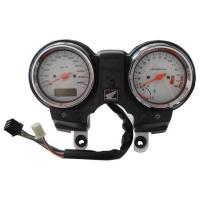 Cheap ABS or PP Motorcycle Speedometer Kit 100000KM Motorcycle Tachometer Gauge CB600 for sale