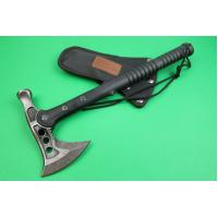 Cheap Outdoor Mantis - dual ax hammer tactical axe for camping hiking climbing survival gear for sale