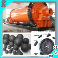 Cheap CE Approval Concrete Grinding Ball Mill Machine/ Milling Machine for sale