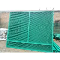 Cheap Garden Border electro galvanized wire mesh fence corrosion resistance for sale