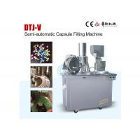 Cheap 380V 50Hz Semi Auto Capsule Filling Machine Small Pharmacy Filling Machinery for sale