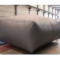 Cheap 31oz Lacquering 20000L Square PVC Tarpaulin Water Tank for sale