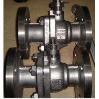 Buy cheap sanitary ball valves/ball valve types/flanged ball valves/high temperature ball from wholesalers