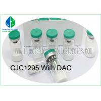 Cheap Medicine Grade Injectable Peptides CJC-1295 With DAC White Lyophilized Powder for sale