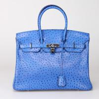 handbags - ostrich leather handbags for