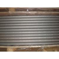BS6323-8 Longitudinally Welded Stainless Steel Tubes for machinery industry