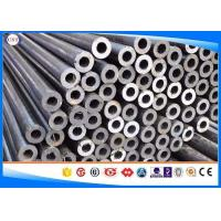 Cheap St37.2 Round Steel Pipe , A519 Standard Carbon Steel Seamless Pipe WT 2-150 Mm for sale