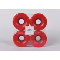 Buy cheap pu wheels for skate board 65*36 Custom size pu pulley for skate board from wholesalers