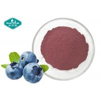 Cheap Vaccinium Spp Natural Fruit Blueberry Extract Powder For Antioxidant for sale