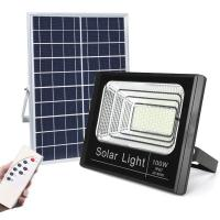 Buy cheap Outdoor Dusk To Dawn Solar Cell Heavy Duty 5000Lumen Powerful 400watt 20W 50W from wholesalers