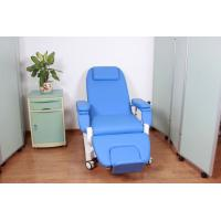 Cheap Movable The Sick Dialysis Chairs With PU Cover High Density Mattress for sale