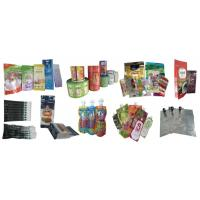 China Plastic Zipper Bags Stand Up Zipper Pouch Bags , Plastic Flat Doypack Spout Pouch on sale