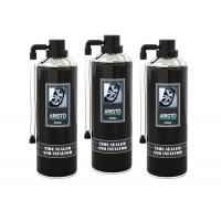China Automotive Tire Care Products 400ML Tire Sealer & Inflator Spray Liquid Coating on sale