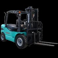 China Mini. 4.0t diesel forklift on sale