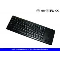 Buy cheap Plastic Industrial Computer Keyboard With Function Keys And Integrated Trackball from Wholesalers