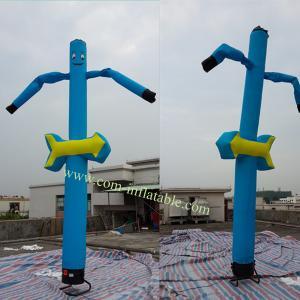 Cheap sky dancer blower mini inflatable sky air dancer dancing man for sale