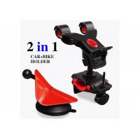 Cheap Multi Function Windshield Bike Mobile Holder for iPhone / Samsung / HTC Smartphone for sale