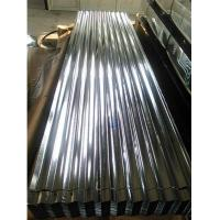 Cheap SGCC, SGCH, G550 JIS 3000mm Galvanised Corrugated Roofing Sheets for sale