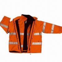 Cheap Water-resistant Work Suit, Made of 150D Nylon for sale